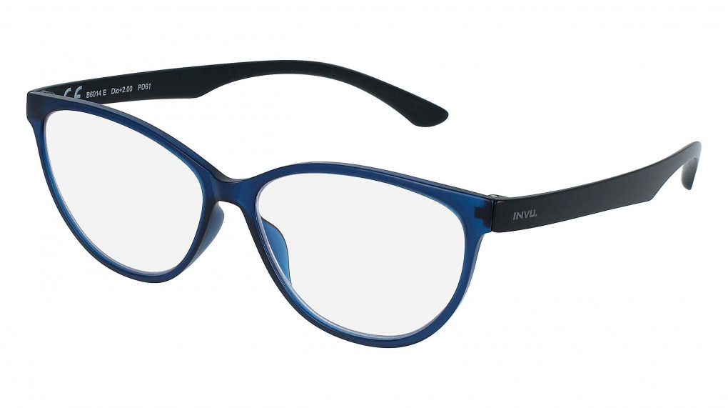 Writer Blue/Black with Blue Light Protection lenses
