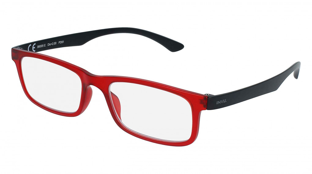 Miro Red/Black with Blue Light Protection lenses