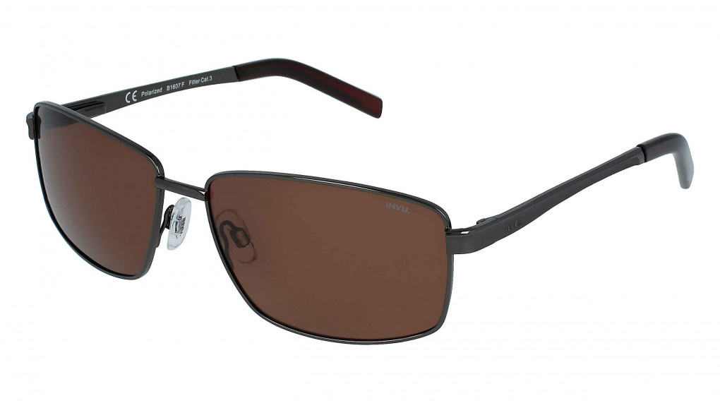 Roadster Dark Gun with Solid Copper Ultra Polarized lenses