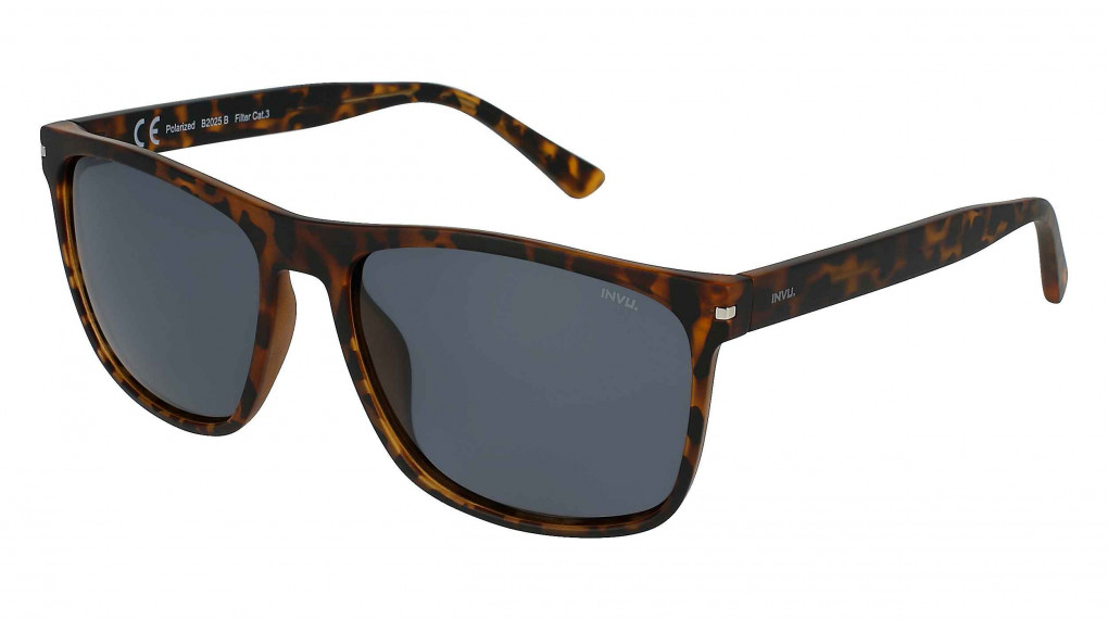 Cape Town Matte Demi with Solid Grey Ultra Polarized lenses