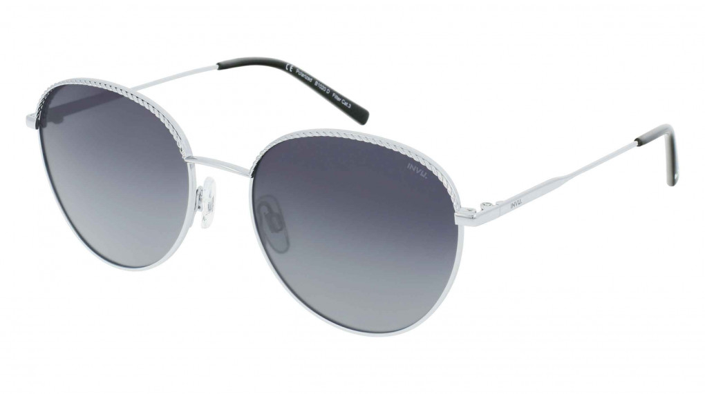 Gem Silver with Gradient Grey Ultra Polarized lenses