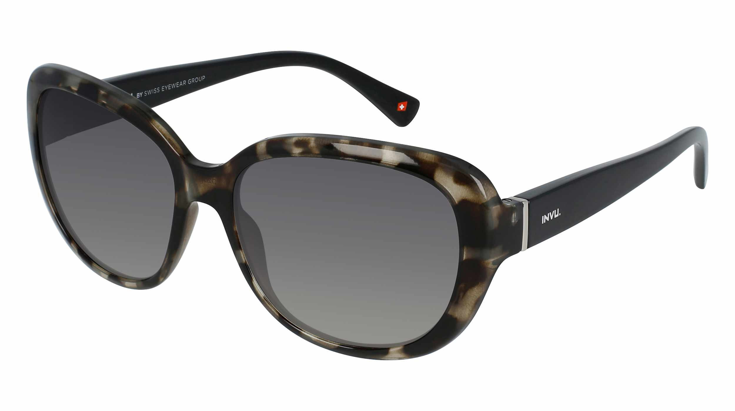 5th Avenue Dark Tortoise Black Gradient Smoke-Grey