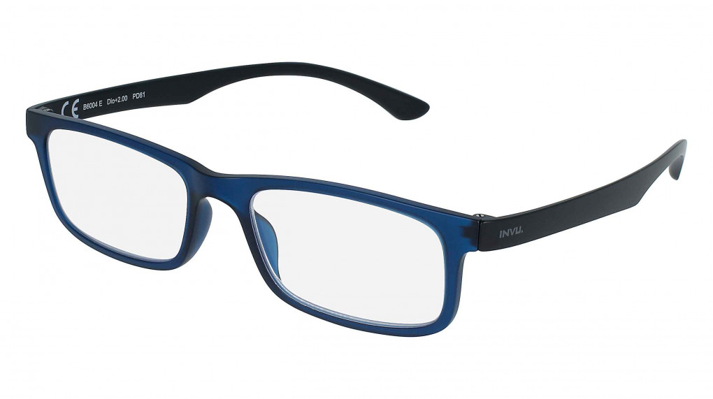 Chagall Blue/Black with Blue Light Protection lenses