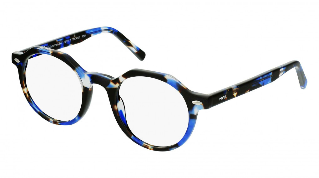 Da Vinci Blue Demi with Blue Light Protection lenses