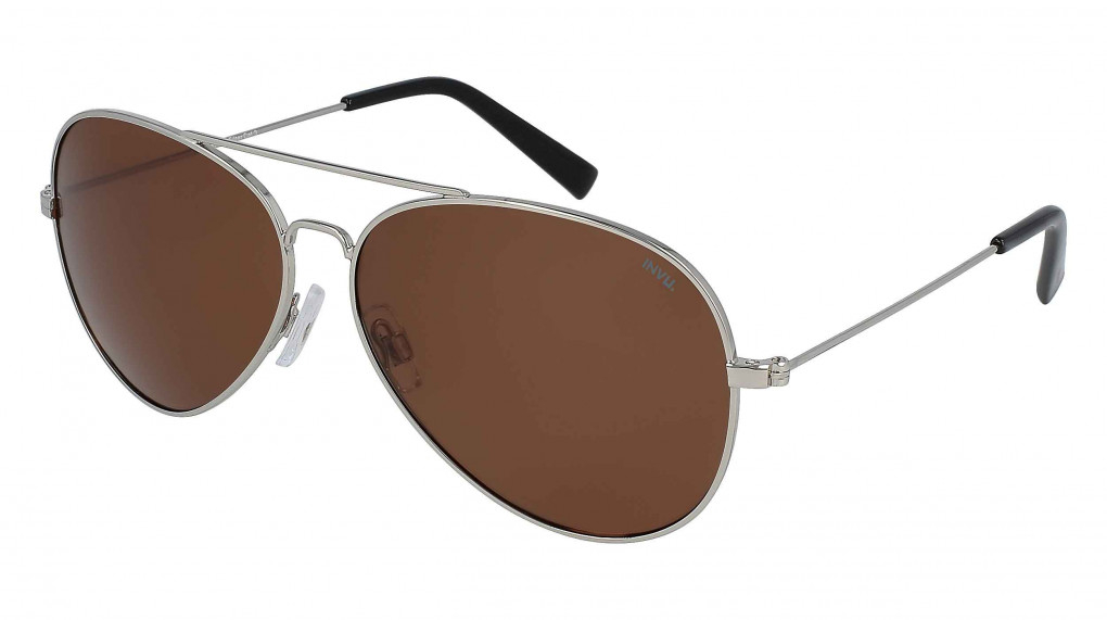 Cruise Silver with Solid Copper Ultra Polarized lenses