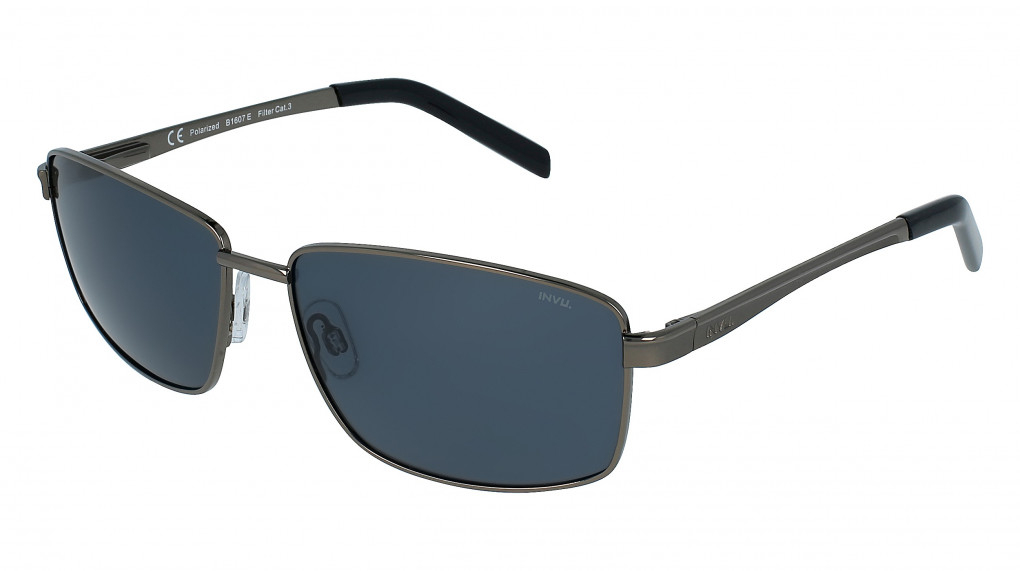 Roadster Gun with Solid Smoke Ultra Polarized lenses